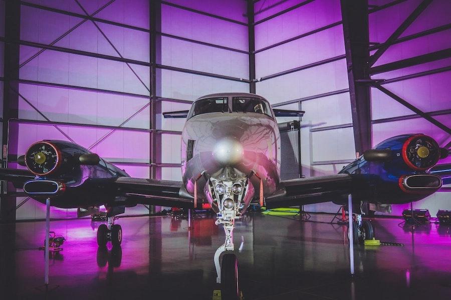 Living the Corporate Pilot Life Hero Image