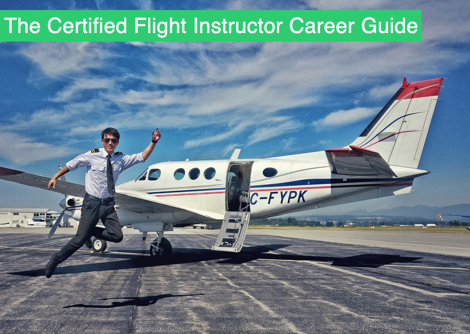 Find out how to become a flight instructor and get paid to fly. Find out why becoming a flight instructor is the best first job for airline pilots!
