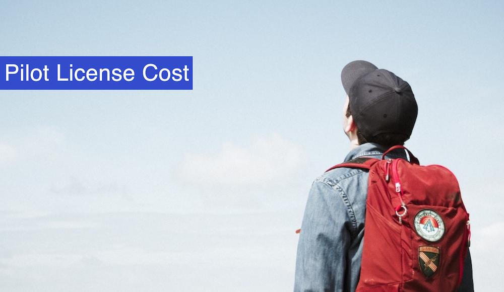 Pilot License Cost